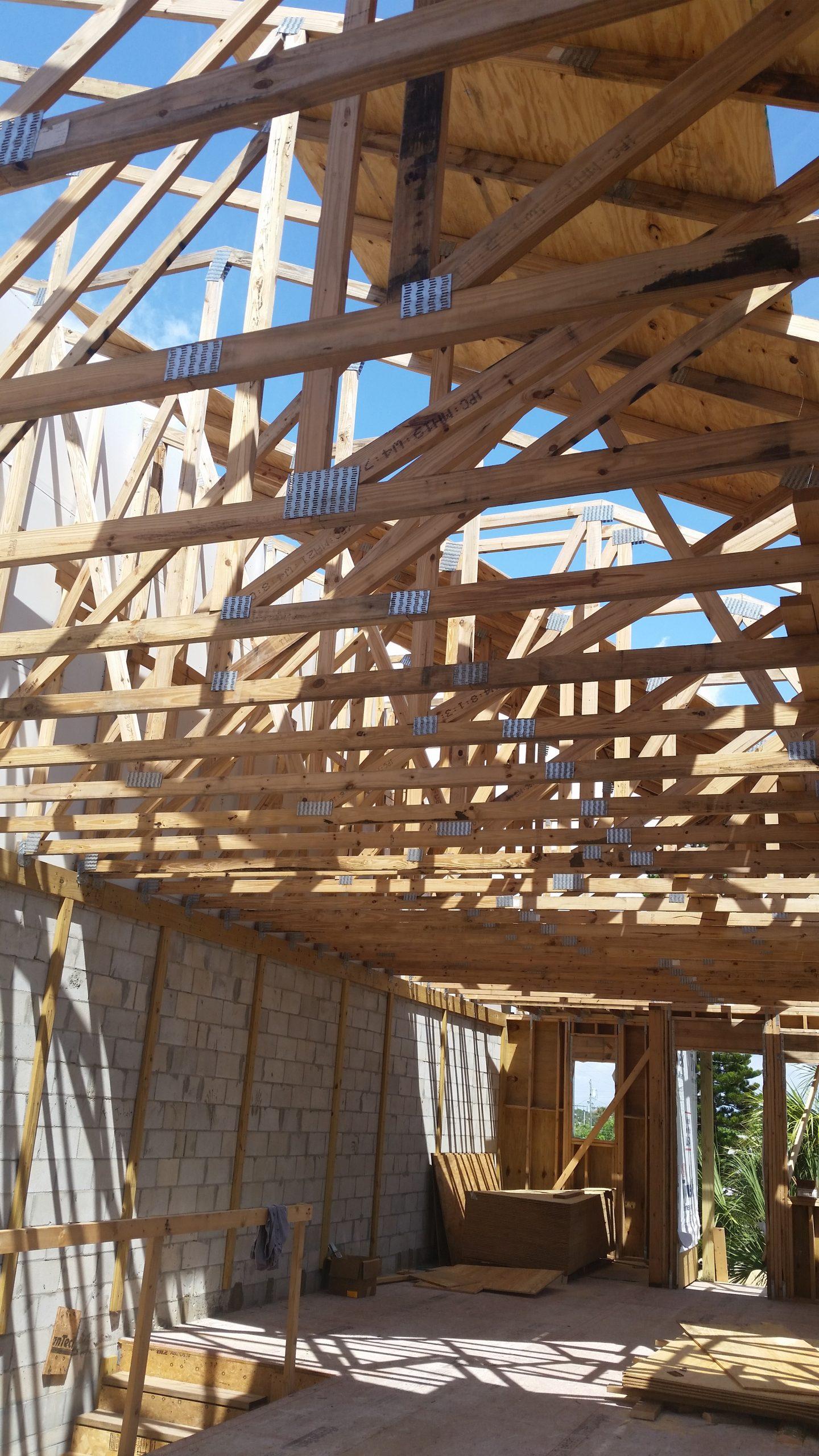 7-roof sheath start