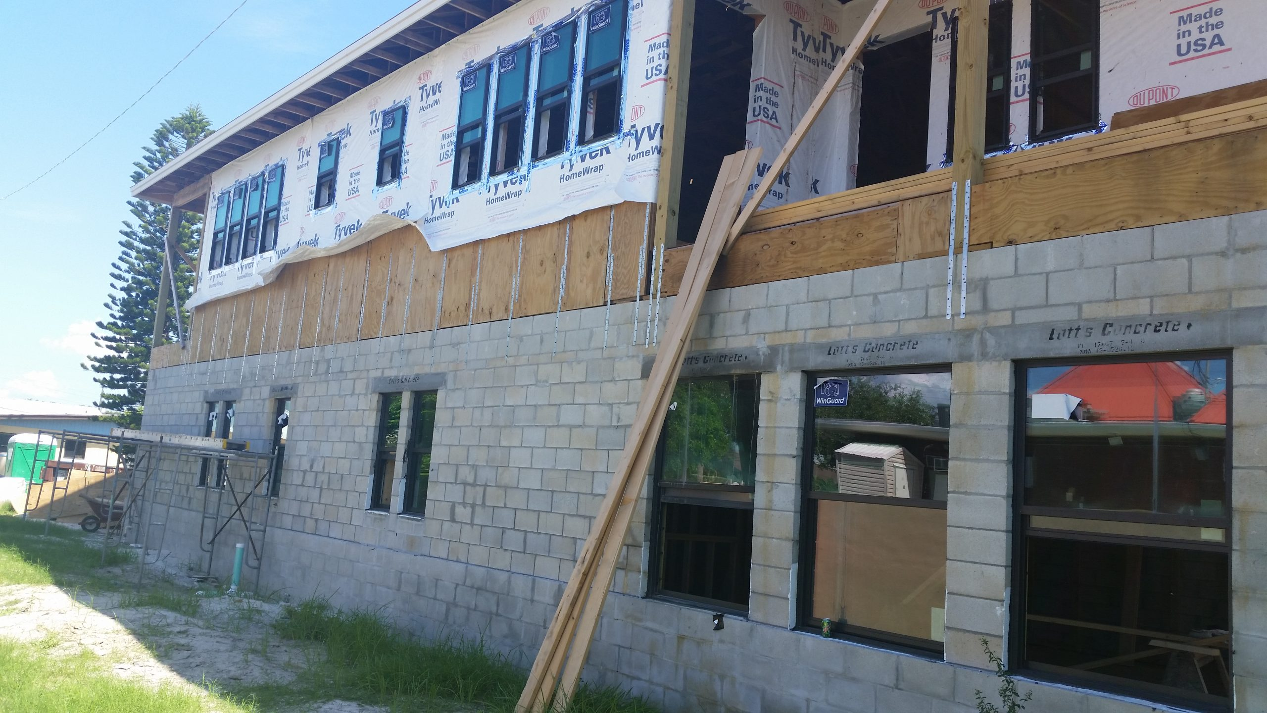 9-ready for stucco